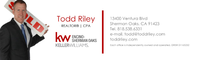 Todd Riley San Fernando Valley Area Specialist